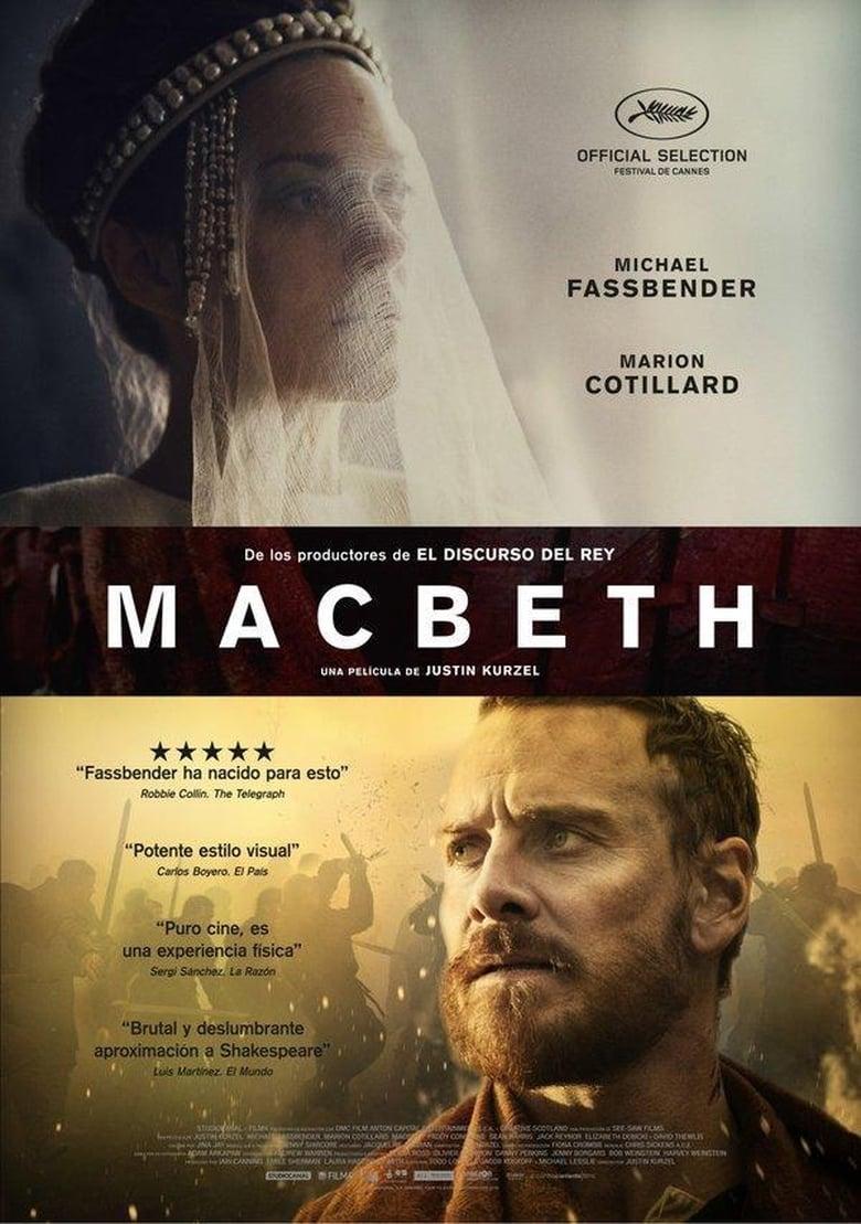 Macbeth Pelicula Completa Online HD 720p [MEGA] [LATINO] 2015