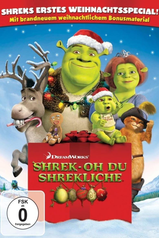 Shrek - Oh du Shrekliche - Abenteuer / 2007 / ab 0 Jahre