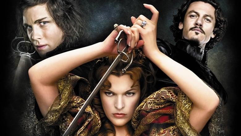 Ver descargar película online gratis Los tres mosqueteros