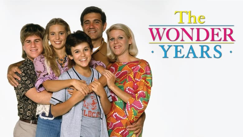 The Wonder Years banner backdrop