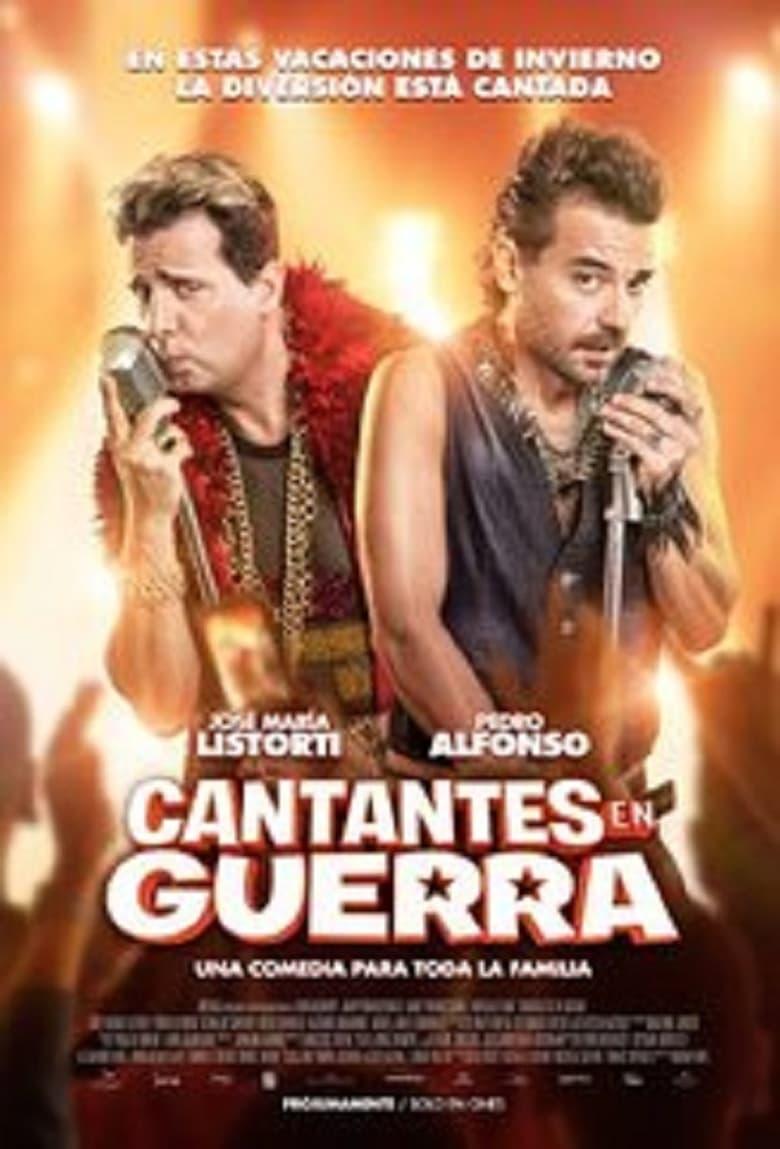 Cantantes en Guerra (2017) Argentina