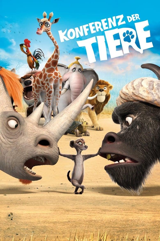Konferenz der Tiere - Animation / 2010 / ab 0 Jahre