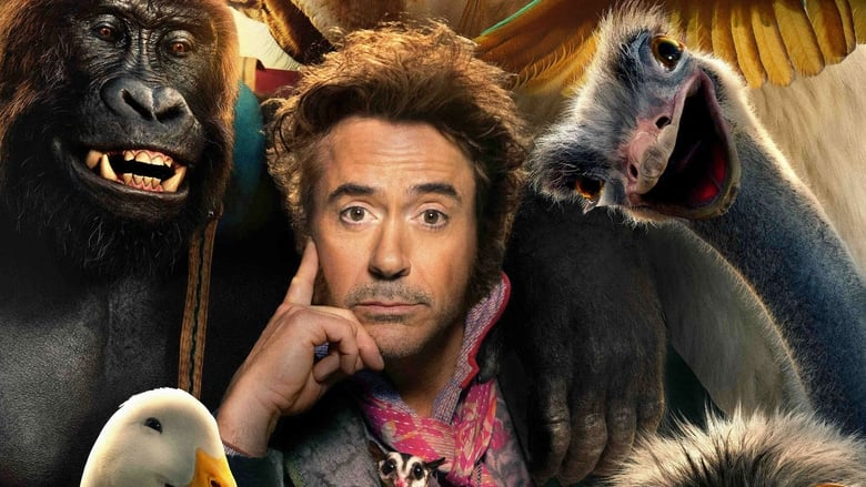 Doctor Dolittle (2020) 4K Latino