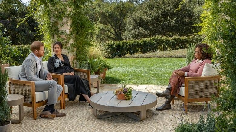 مشاهدة فيلم Oprah with Meghan and Harry: A CBS Primetime Special 2021 مترجمة اونلاين