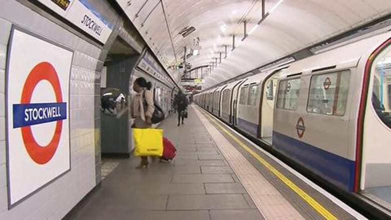 Watch Victoria Line (Driver's eye view) free