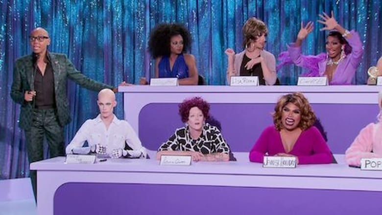 RuPaul: Carrera de drags: 12×6