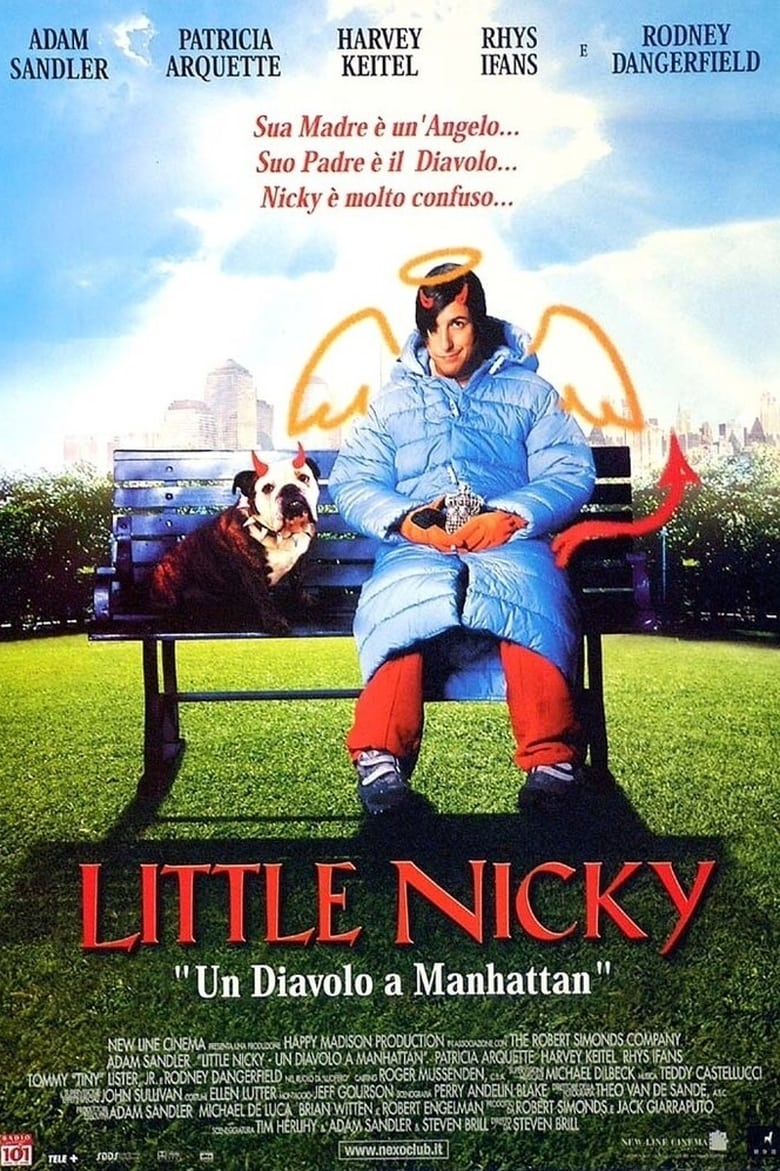 Little Nicky Stream
