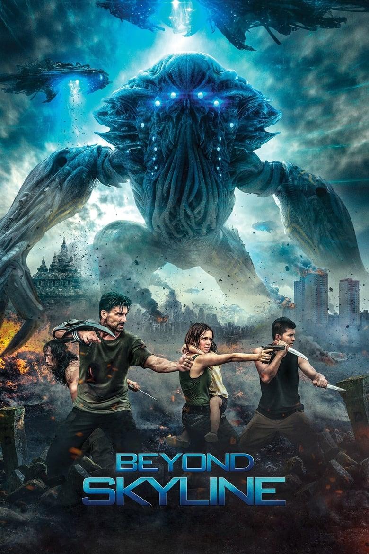 Beyond Skyline - poster