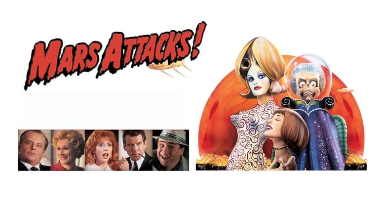 Watch Mars Attacks! free