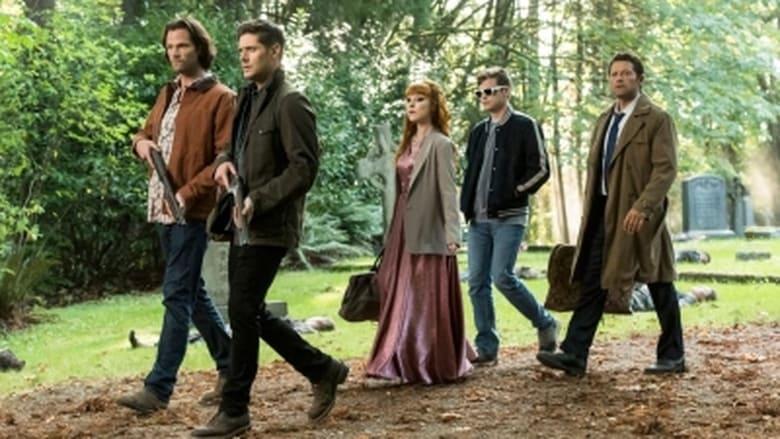 Sobrenatural: 15×3