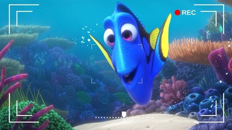Sous l'océan avec Dory