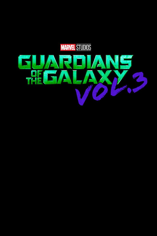 Εξώφυλλο του Guardians of the Galaxy Vol. 3