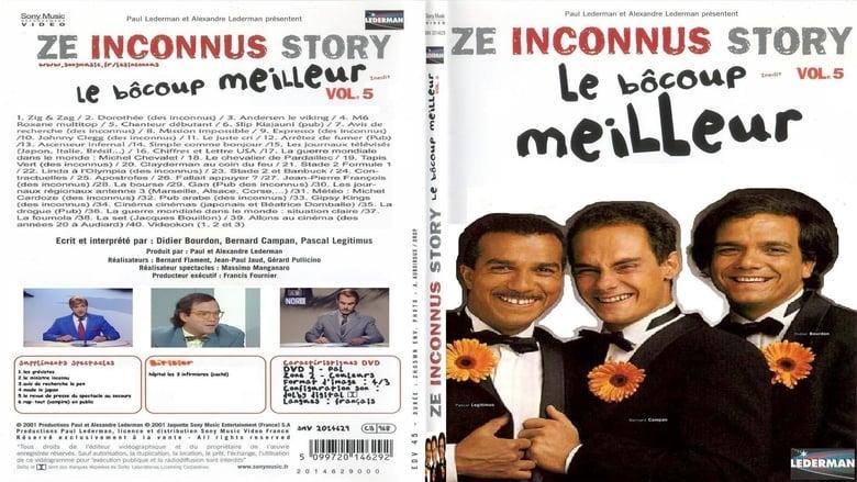 Watch Les Inconnus - Ze Inconnus Story - Le bôcoup meilleur Vol 5 free