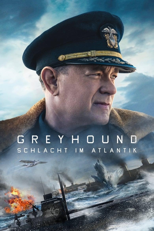 Greyhound - Schlacht im Atlantik - Kriegsfilm / 2020 / ab 12 Jahre