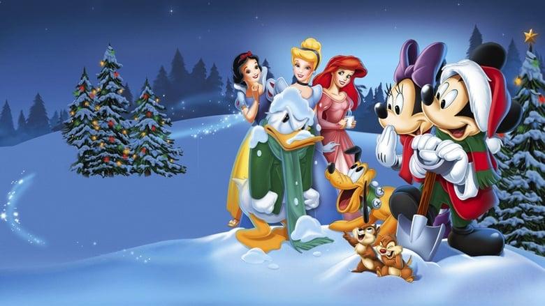 Il+bianco+Natale+di+Topolino
