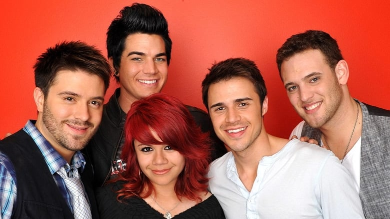 Ver Cartel Serie American Idol online