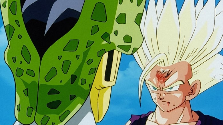 The Unstoppable Gohan