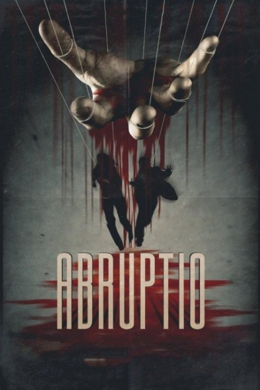 Abruptio - poster