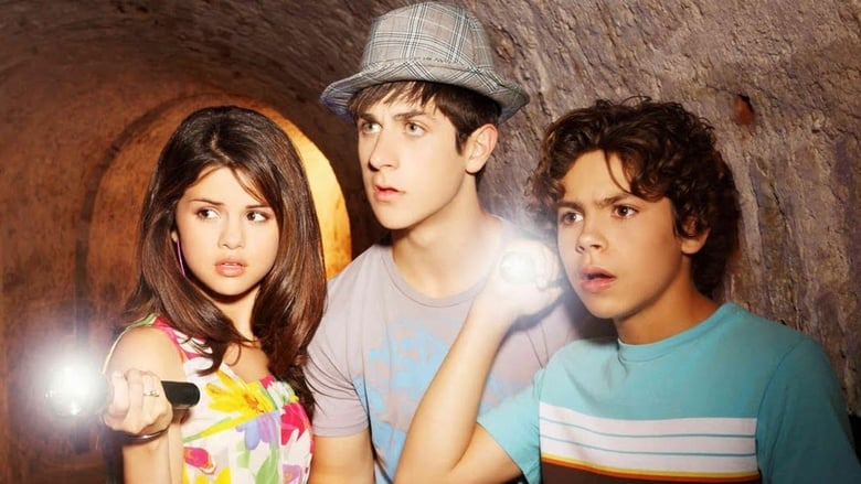 Wizards of Waverly Place- The Movie
