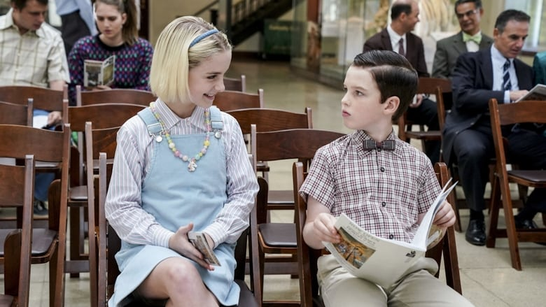 Young Sheldon Saison 2 Episode 7