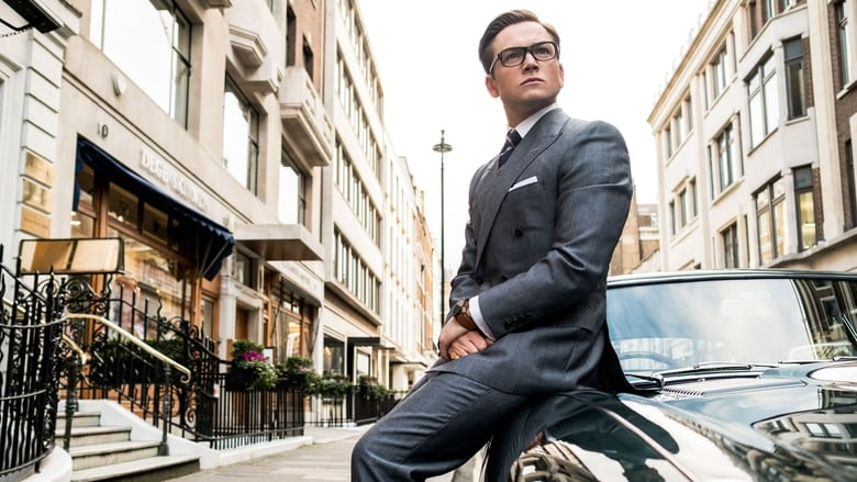 Kingsman. Aukso ratas / Kingsman: The Golden Circle (2017)