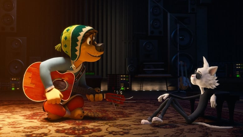 Rock Dog – No Faro do Sucesso Legendado Online