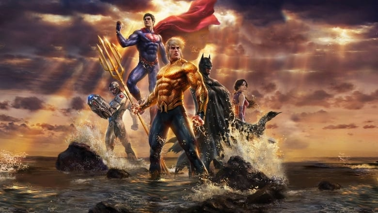 Justice+League+-+Il+trono+di+Atlantide