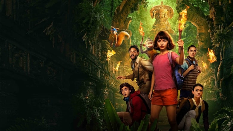 Watch Dora and the Lost City of Gold free