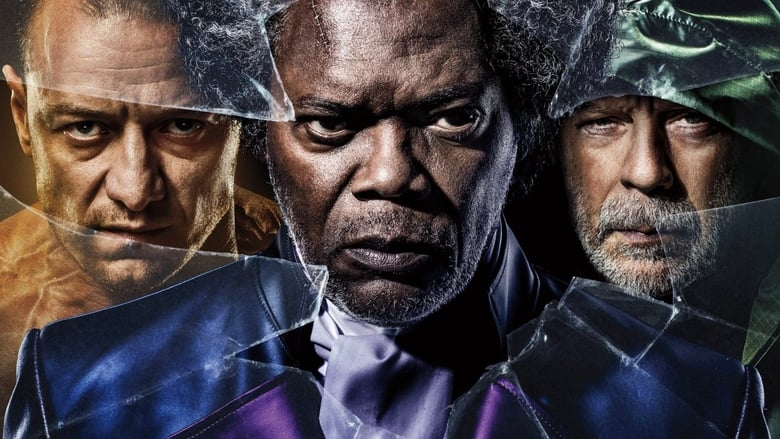 Glass (2019) BluRay 720p x264 850MB Ganool