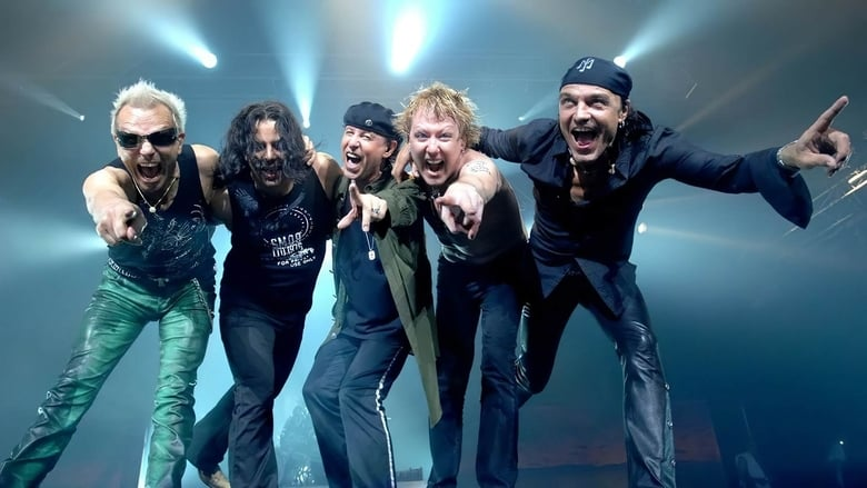 Film Scorpions: Moment of Glory In Italiano