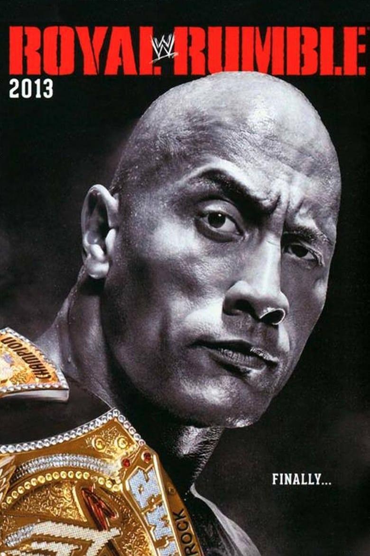 WWE Royal Rumble 2013 (2013)