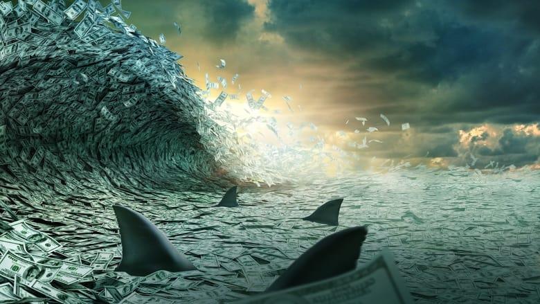 Shark Tank banner backdrop