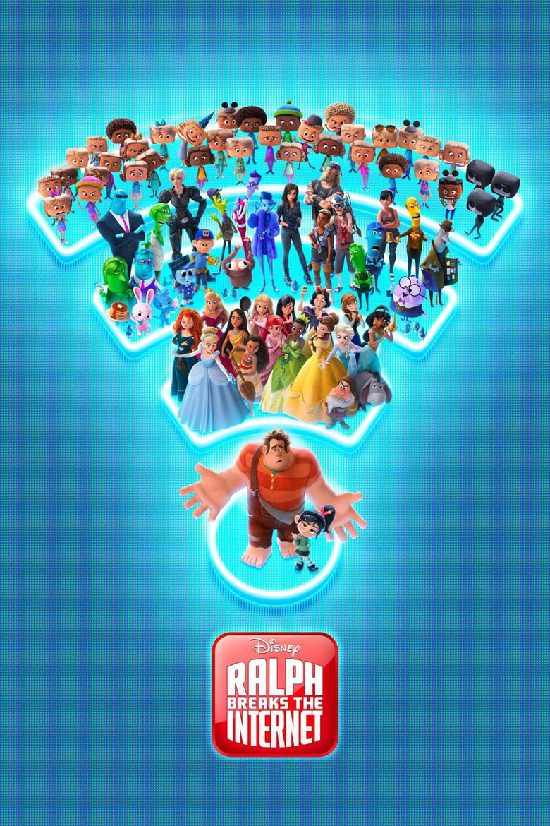 Ralph Breaks the Internet - poster