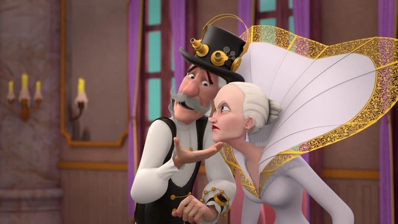 La princesa encantada: una boda real (2020) HD 1080p Latino