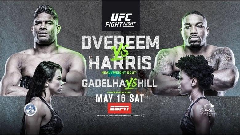 UFC on ESPN 8: Overeem vs. Harris ()