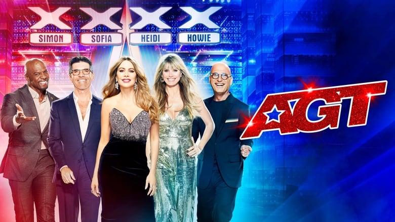 America's Got Talent - Season 4 Episode 12