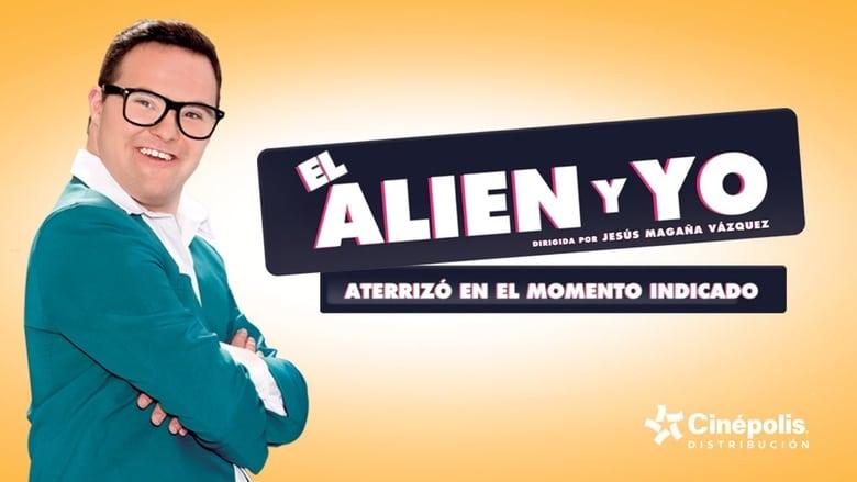 El+alien+y+yo