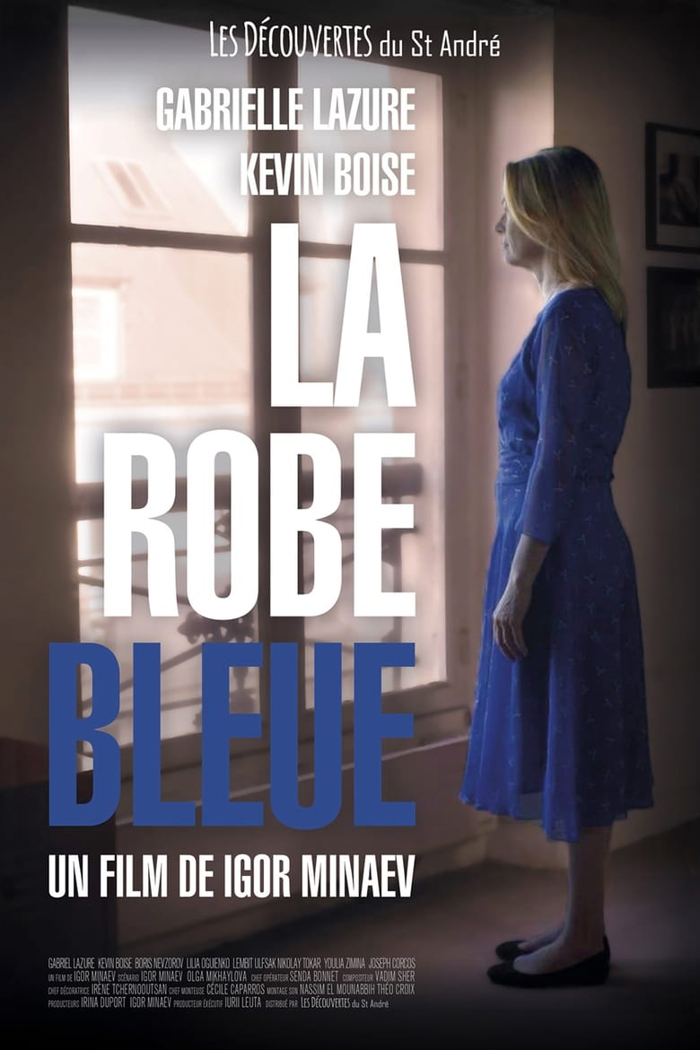 The Blue Dress - poster