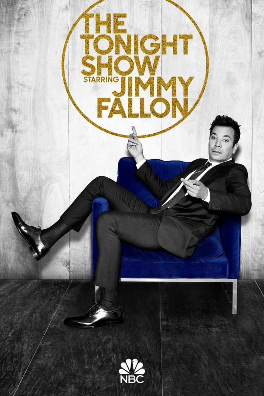 The Tonight Show Starring Jimmy Fallon - Komödie / 2014 / ab 12 Jahre / 9 Staffeln