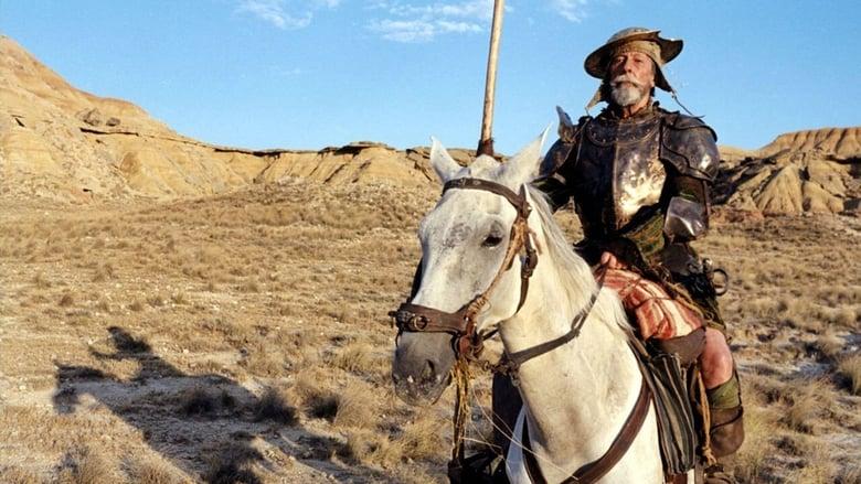 فيلم Lost in La Mancha 2002 مترجم اونلاين
