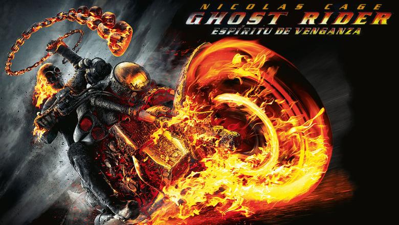 Ghost Rider Το Πνεύμα Της Εκδίκησης
