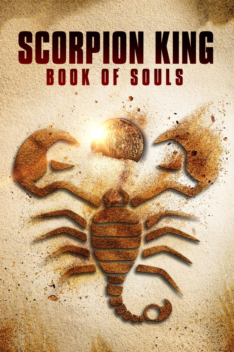 The Scorpion King: Book of Souls - poster