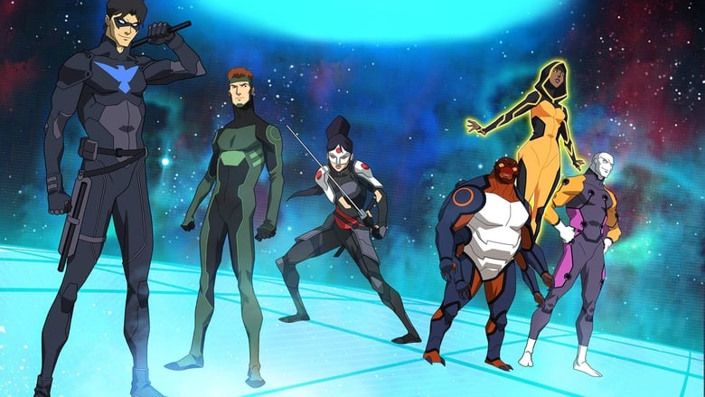 Young Justice Season 3 Episode 11 : Another Freak