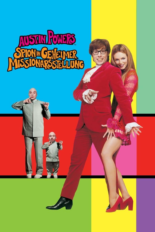 Austin Powers - Spion in geheimer Missionarsstellung - Abenteuer / 1999 / ab 12 Jahre