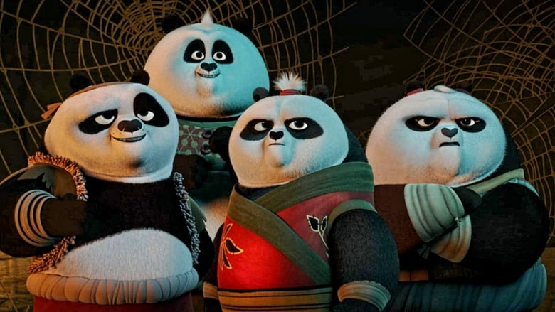 Kung Fu Panda: The Paws of Destiny: 1×8