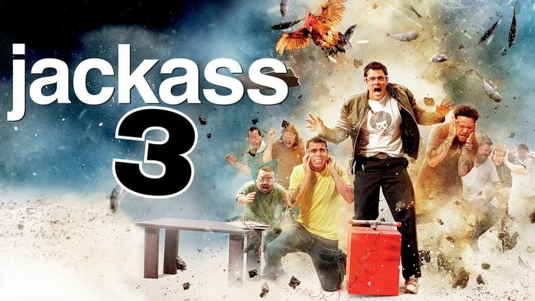 Jackass 3D Movie