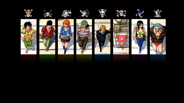 One Piece - Zou Arc