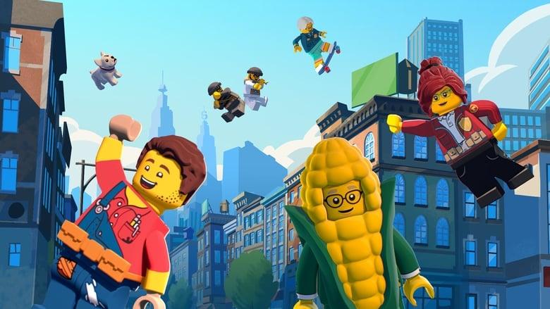 Aventuri în LEGO City Seria Dublată în Română