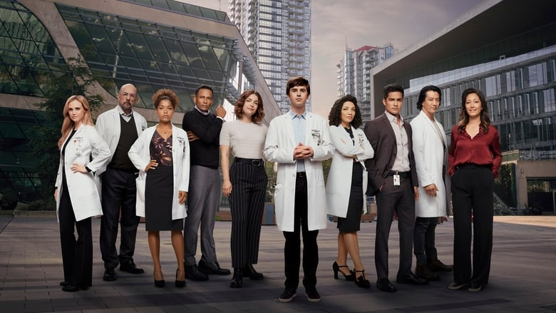copertina serie tv The+Good+Doctor