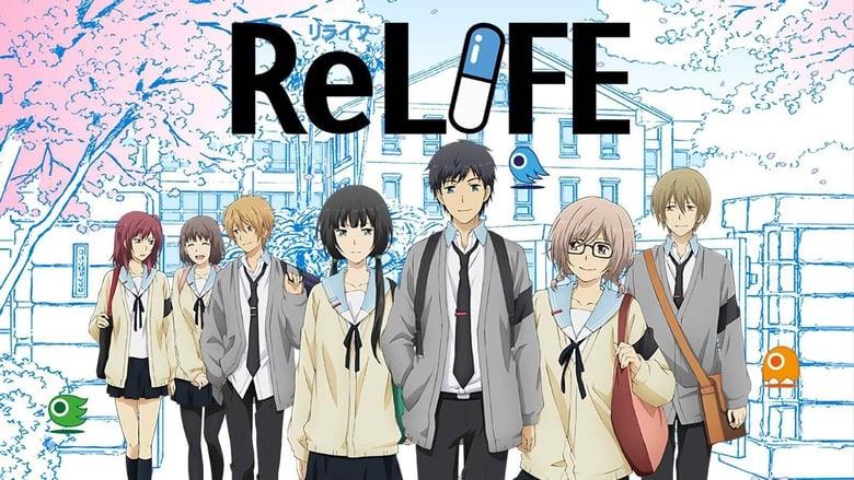 ReLIFE%3A+Kanketsu-hen